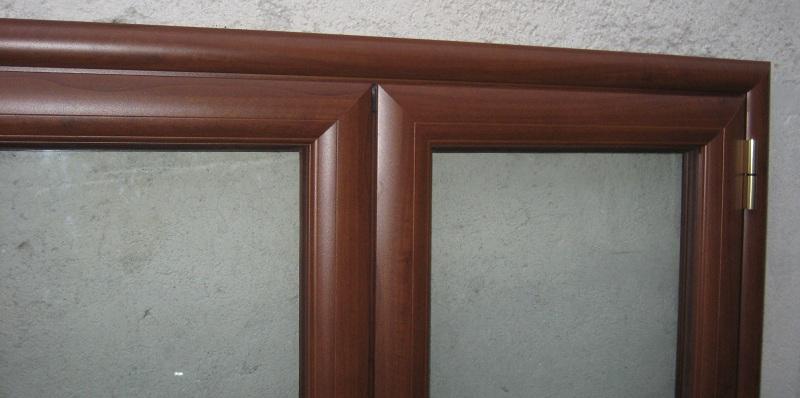 Finestre in legno e alluminio finestre in alluminio - Parapetto finestra ...