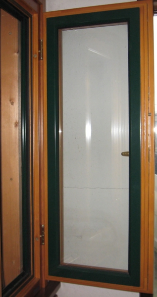 Finestre in legno e alluminio finestre in alluminio - Finestre in alluminio e legno prezzi ...