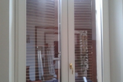 finestra telaio vecchio