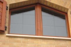 finestra doppia pendenza