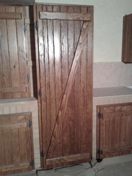 Mobili su misura arredamento d 39 interni falegnameria - Sportelli cucina fai da te ...