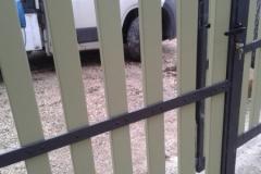 Cancello per esterno