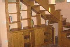 Libreria sotto scala