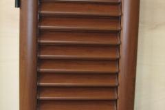 persiana alluminio finto legno
