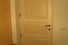 999 porta abete massello