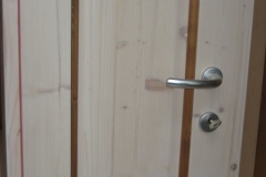 porta abete cornice