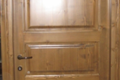 porta abete noce