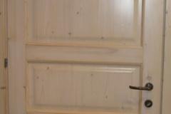 porta abete sbiancato