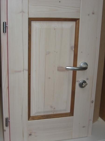 Porte in legno per interni produzione su misura - Cornice per porte interne ...