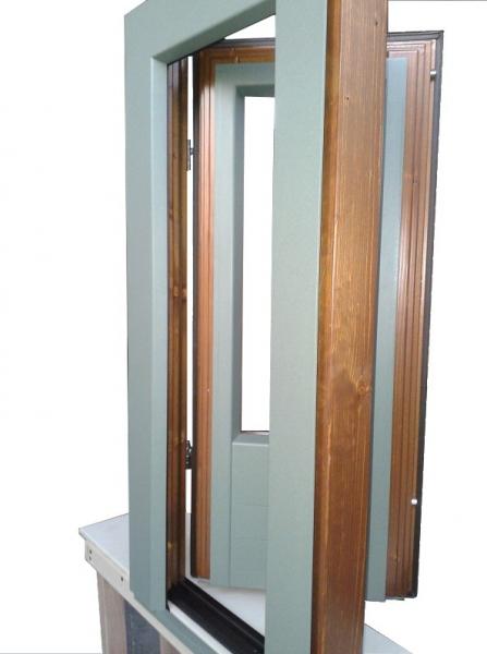 Finestre in legno e alluminio finestre in alluminio - Manutenzione finestre legno ...